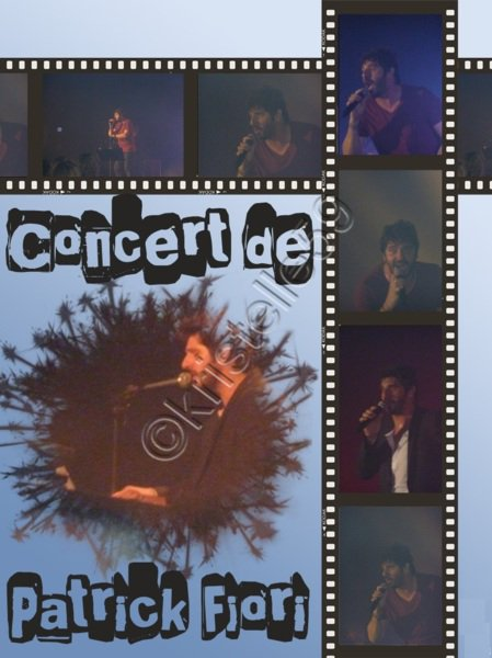 :) Concert Patrick Fiori à Saint Amand Les Eaux :)