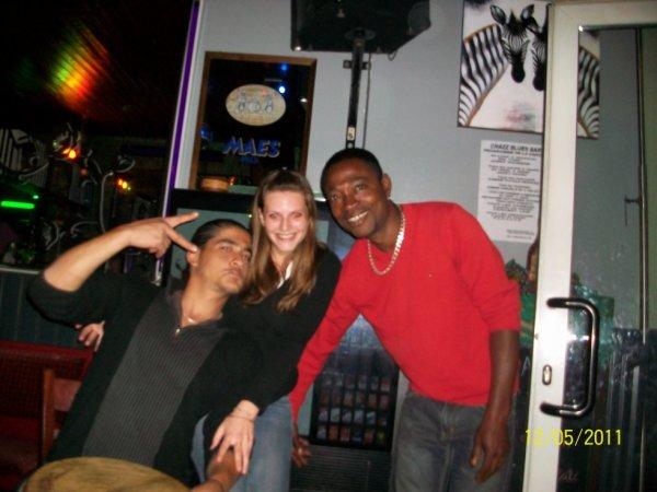 Yuskel soirée Africaine