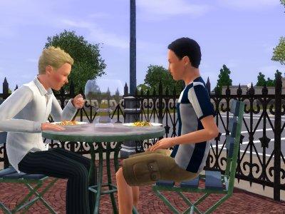 Saison 1 - Episode 4 - Du bonheur et du chagrin parcourent la vie de Vincent et Andrew !