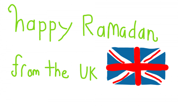 happy ramadan muslims :o)