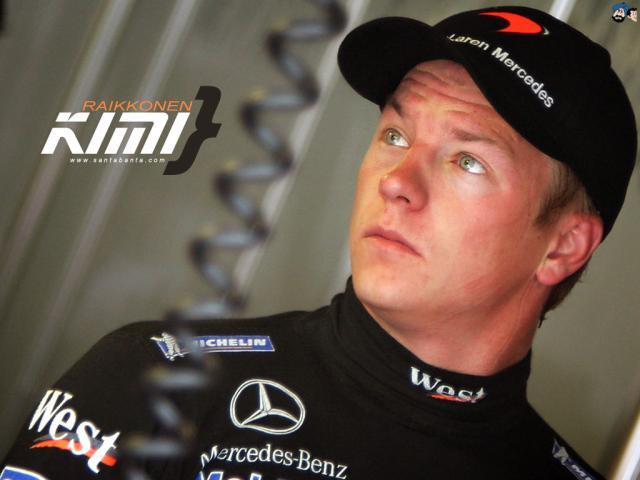 """Mon chéri finlandais..Kimi Räikkönen !!! et mes """"hommes de coeur"""" ....."""