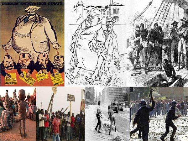L'ennuie du dictateur de l'absence des révolutionnaires