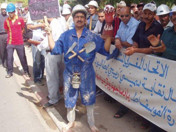 Les ouvriers de SMESI reprennent le flambeau du combat