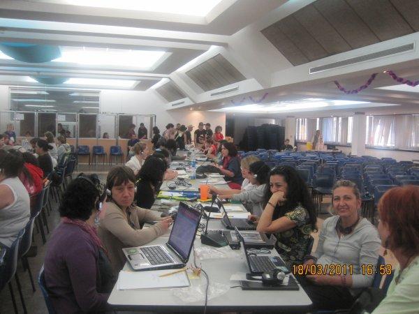 La conference mondiale des femmes de base à Venezuela 4 - 8 Mars 2011-3