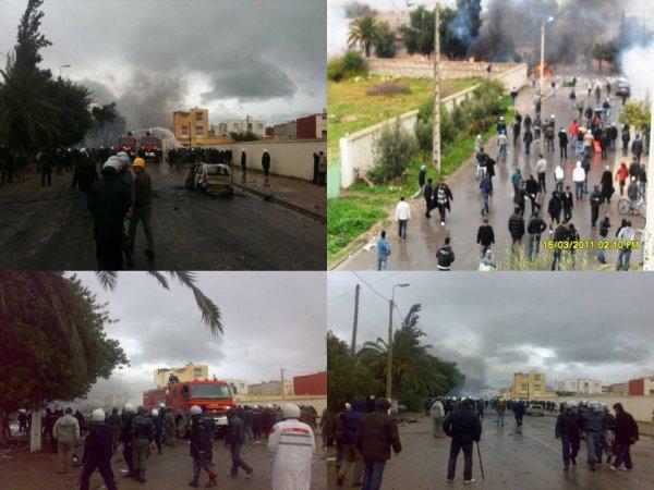 Un premier rapport sur les repressions contre les enfants des proletaires de Khouribga