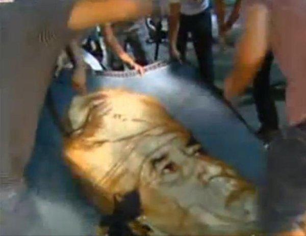 سقط دكتاتور عربي آخر والبقية تأتي