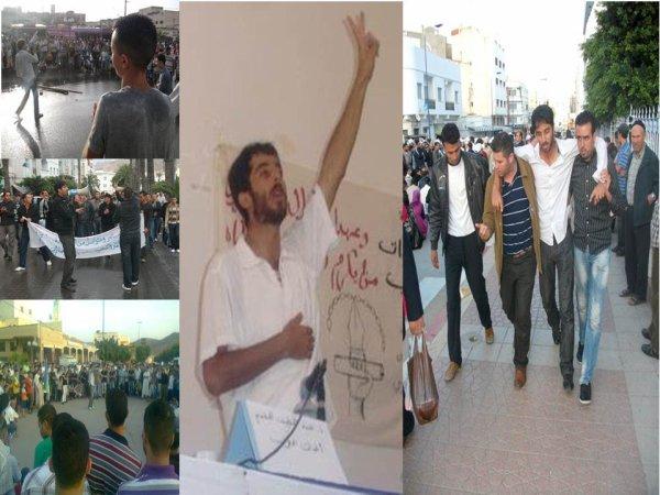 اختطاف المناضل عبد الحليم البقالي من حافلة بمدخل بني بوعياش