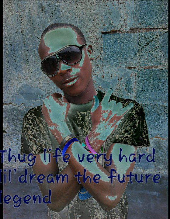 lil'dream the future legend nothing beat me