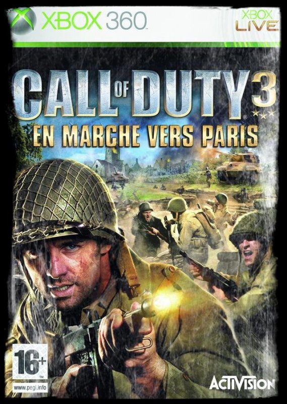 Call of Duty 3: En Marche vers Paris