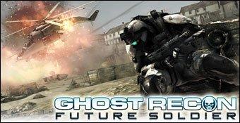 Aperçus (E3 2011): GHOST RECON: FUTUR SOLDIER