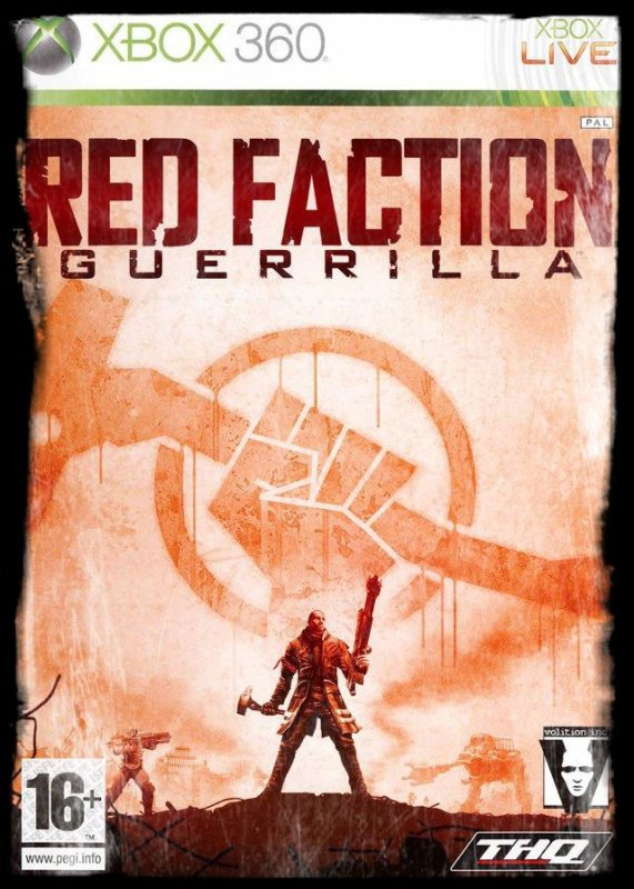 Red Faction: Guérrilla