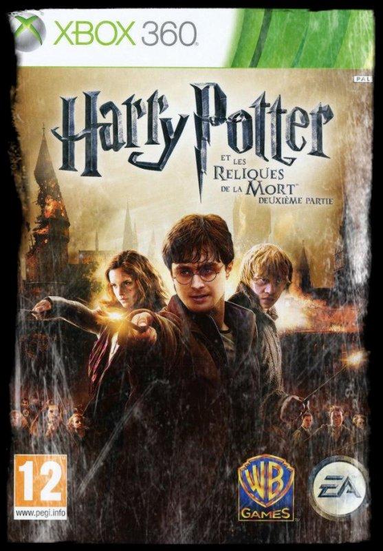 Harry Potter et les Reliques de la Mort part 2