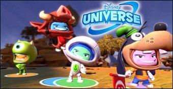 Aperçus: Disney Universe