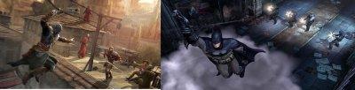les 3 plus grand duel de jeux vidéo de fin d'année 2011