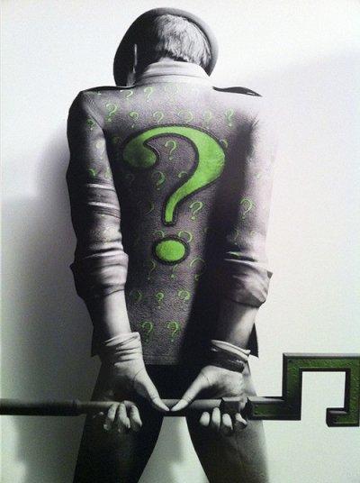 l'Homme Mystère