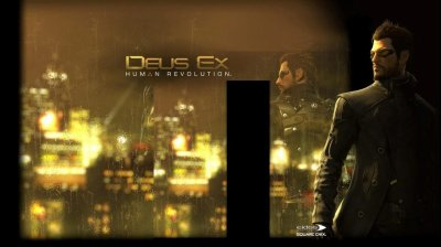 Code de jeux vidéo: Deus Ex: Human Revolution