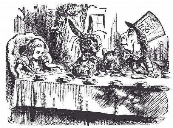 Alice au Pays des Merveilles Lewis Caroll