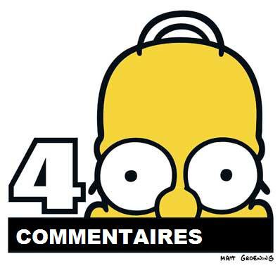 400 Commentaires