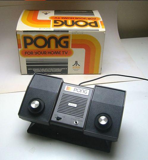 Le pong à 40 ans !!!