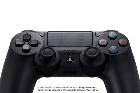 La nouvelle manette de la PS4