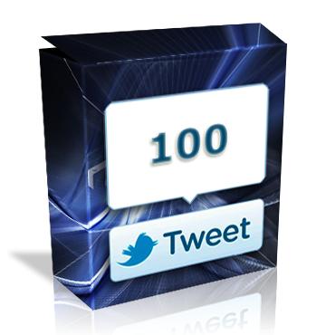 Déja 100 tweet !!!