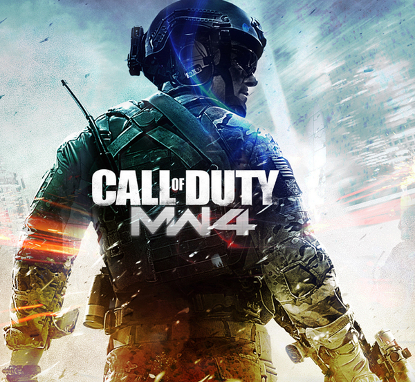La jaquette du prochain Call of Duty