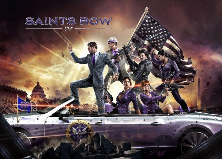Saints Row 4 : Le GTA-Like déjanté de retour