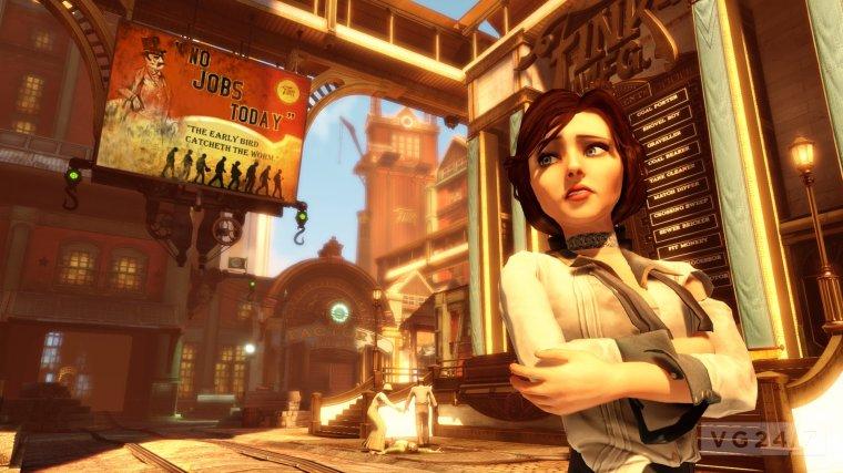 article de presse: Bioshock Infinite