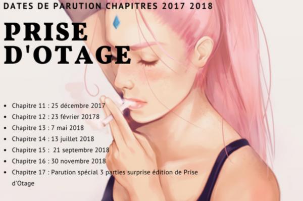 PRISE D'OTAGE  Chapitre 11