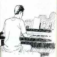le piano bouge ( rekto 13sang30 ) mixer par killa-j  (2010)