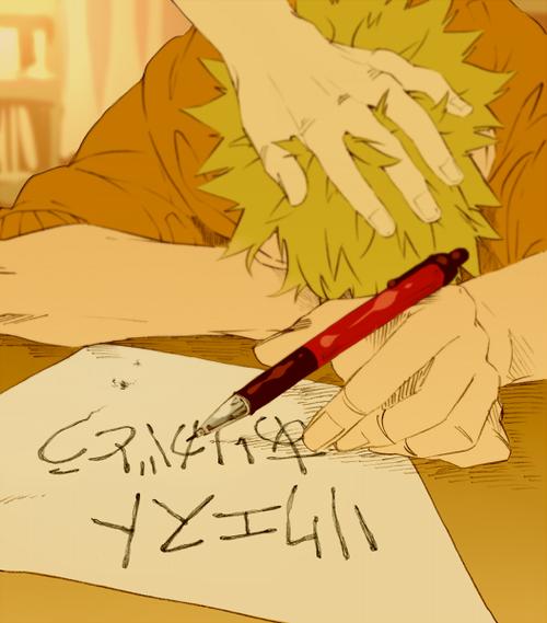 Fanfiction Sasunaru ^.^
