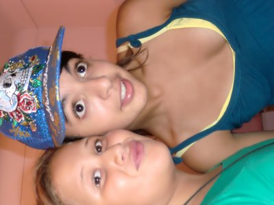 moi and my copine