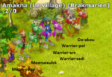 Petit fun Zaap village :)