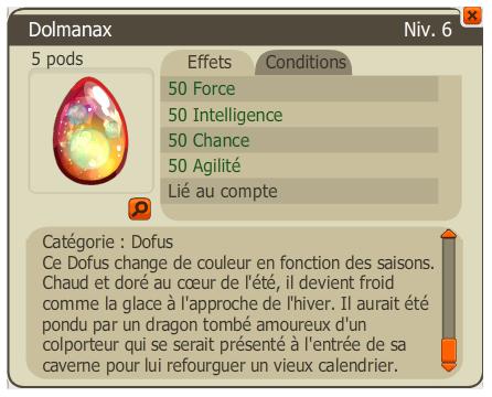 Les Dofus #2: Le Dolmanax