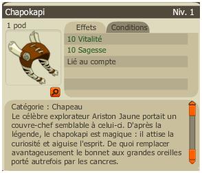 """Tutoriel: Obtenir la coiffe """"Chapokapi"""""""