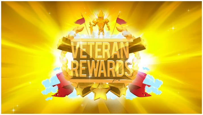 Veteran Rewards : présentation du système