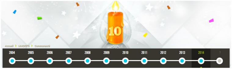 Quiz des 10 ans Dofus: présentation et résolution [Terminé !]