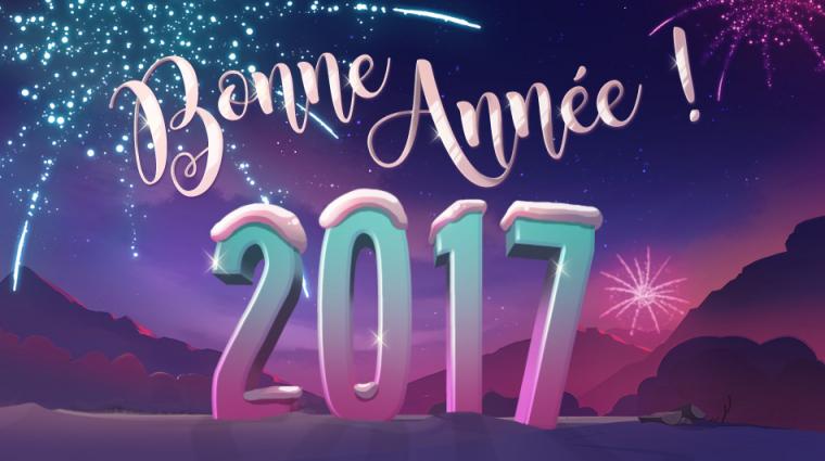Premier article de 2017 !