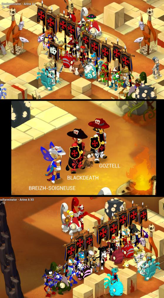 Des nouvelles de la guilde