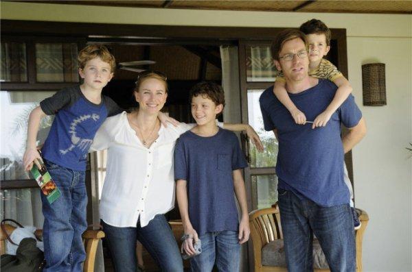 Lucas , Simon , Thomas , Henry et Maria