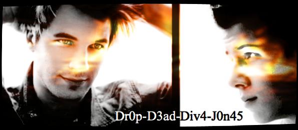 DR0P-D3AD-DIV4-J0N45 - Drop Dead Diva Jonas