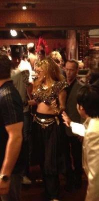 Lady Gaga Dans Un Cabaret