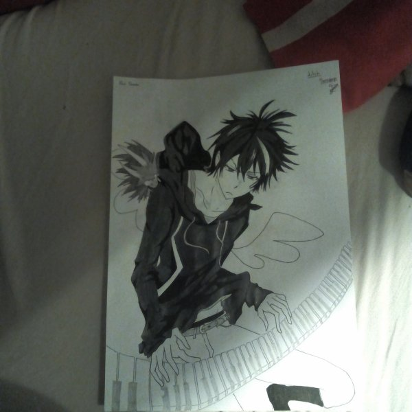 Dessin Litch servamp