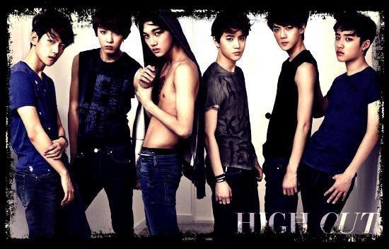 Groupe EXO-K et EXO-M