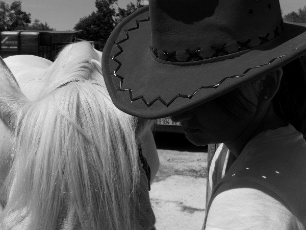 ...♥... L'homme qui murmuré à l'oreille des chevaux ...♥...
