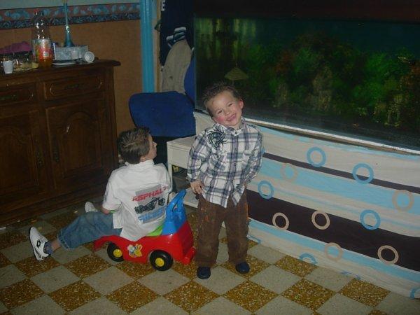 voila mathys a eu 5 ans mon bebe damour que jaime a la folie