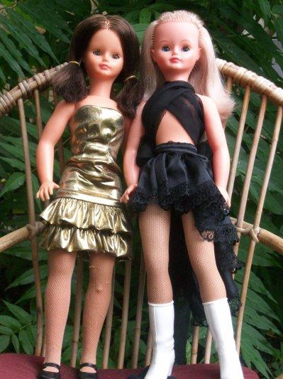 Katya et Emilie deux meilleur amies