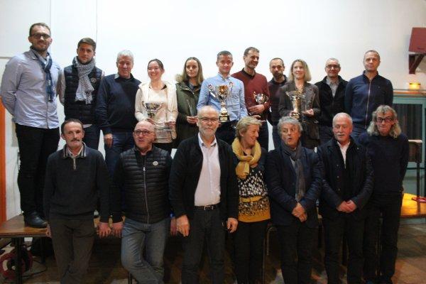 REMISES DES TROPHÉES 2017 (LE SEL DE BRETAGNE)