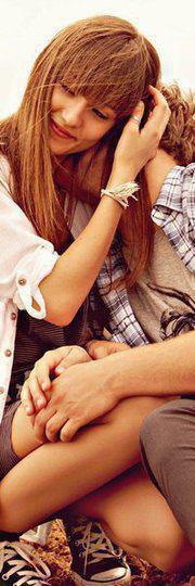 ton bonheur passeras toujours avant le mien.♥