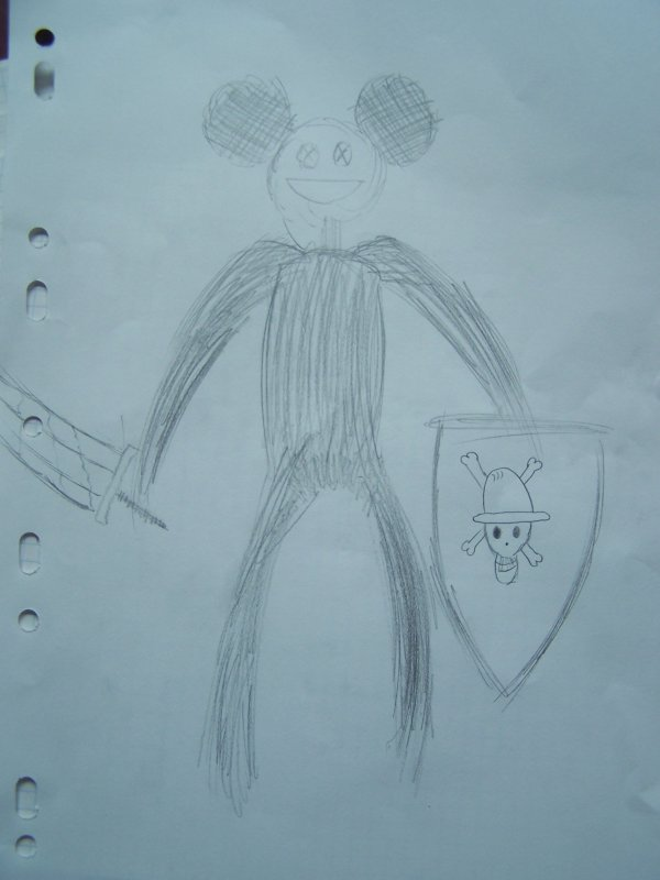 dessin de moi de deadmau5 oui c nul et alors